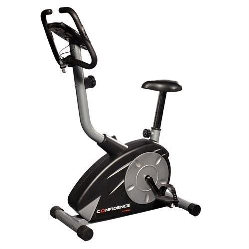 Cyclette confidence pro trainer con computer offerta - Palestra a casa attrezzi ...